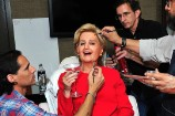 Katy Perry Dressed as Hillary Clinton for Halloween Is Terrifying