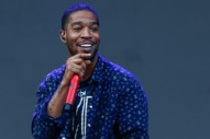"Kid Cudi Has Checked Himself Into Rehab for ""Depression and Suicidal Urges"""
