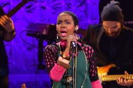 "New Music: Lauryn Hill – ""Rebel/I Find It Hard To Say (Version)"""