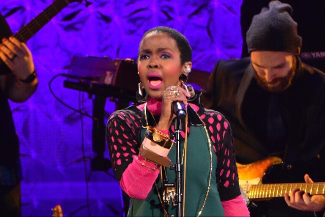 new music lauryn hill � �rebeli find it hard to say