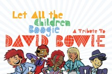 Let all the children boogie - bowie covers