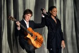 "Watch Paul McCartney and Rihanna Sing ""FourFiveSeconds"" at Desert Trip"