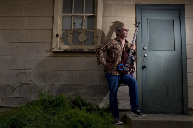 Mike Watt, bassist/frontman for the 70's punk band MInutemen has written a new book –