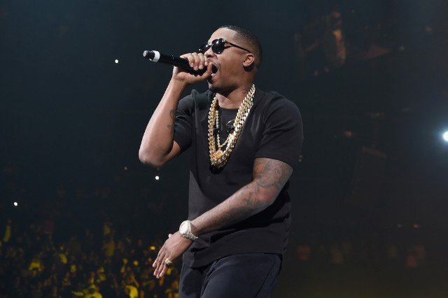Nas Takes on Police Brutality on Robin Thicke's