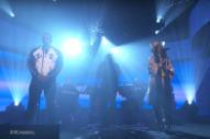 Watch Nas and Erykah Badu Perform &#8220;This Bitter Land&#8221; on <em>Kimmel</em>