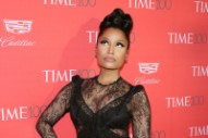 The New Nicki Minaj Album Is Not Called <em>Pick My Fruit Out</em>