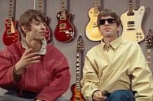 oasis supersonic cat dog video clip