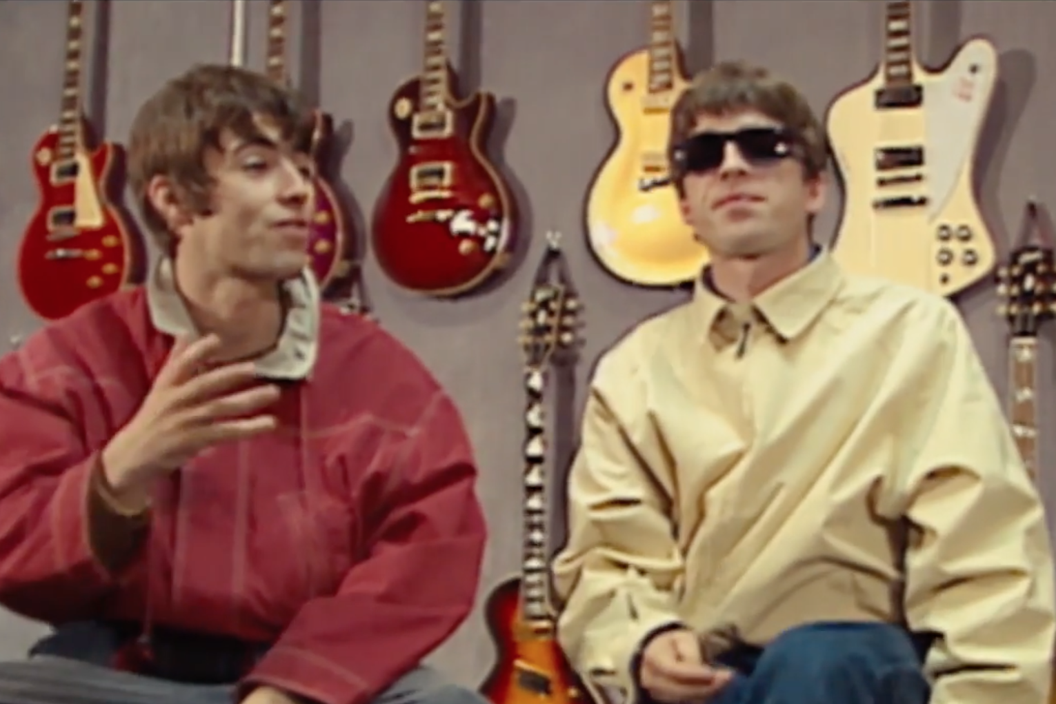 Watch Noel Gallagher Explain Why He's a Cat and Liam's a Dog