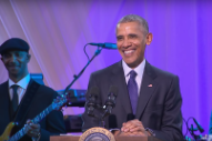 "Usher Took a Video of President Obama Dancing to ""Hotline Bling"""