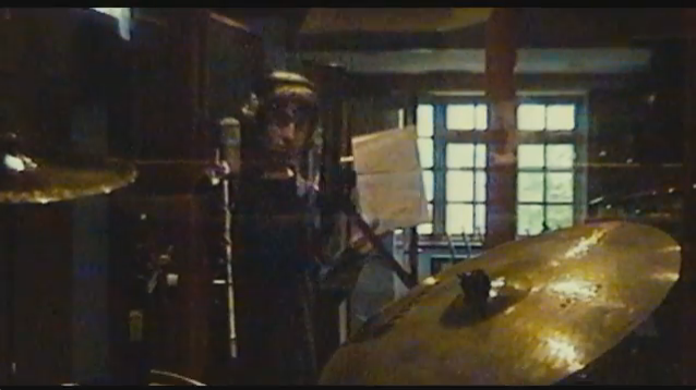 screenshot of liam in booth