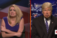 Watch <em>Saturday Night Live</em> Mock Donald Trump&#8217;s Lewd Audiotape
