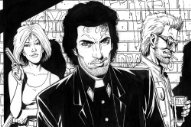 <em>Preacher</em> Co-Creator Steve Dillon Dead at 54