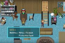 stranger things video game animation