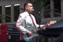 test pattern fred armisen live video