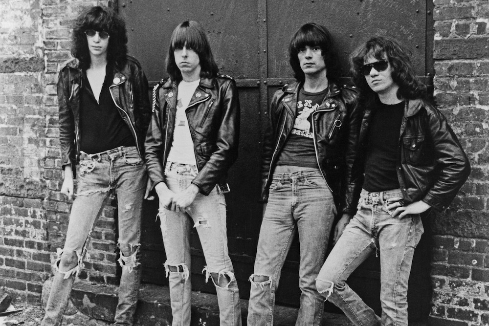 the ramones will get their own street in queens ny spin