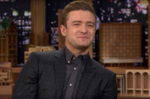 timberlake tonight show