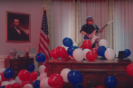 "Video: Weezer – ""I Love the USA"""