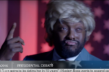 """Watch Will.i.am As Donald Trump in """"Grab'm By the Pussy"""" Video"""