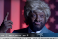 "Watch Will.i.am As Donald Trump in ""Grab'm By the Pussy"" Video"