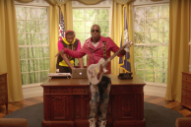 "Video: Wyclef Jean Plays Donald Trump, Hillary Clinton, and Bernie Sanders in ""If I Was President 2016″"