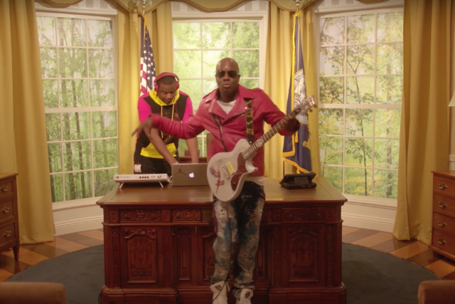 wyclef jean if i was presdient 2016 video