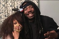"""Watch Erykah Badu and D.R.A.M. Perform """"WiFi"""" at the 2016 Soul Train Awards"""