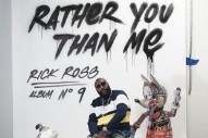 Rick Ross Announces New Album With a Cover Designed by the World's Foremost Banksy Ripoff
