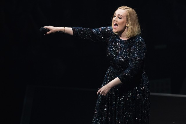 Adele Live 2016 - North American Tour In Seattle, WA