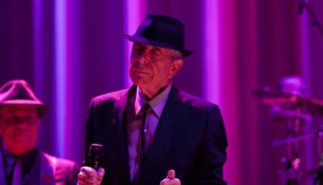 R.I.P. Leonard Cohen, A Singular Musician and Poet