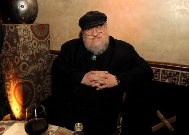 'Game of Thrones' writer George RR Martin predicts Trump's reign
