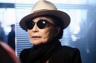 Yoko Ono's Response to Donald Trump's Election Is Perfect
