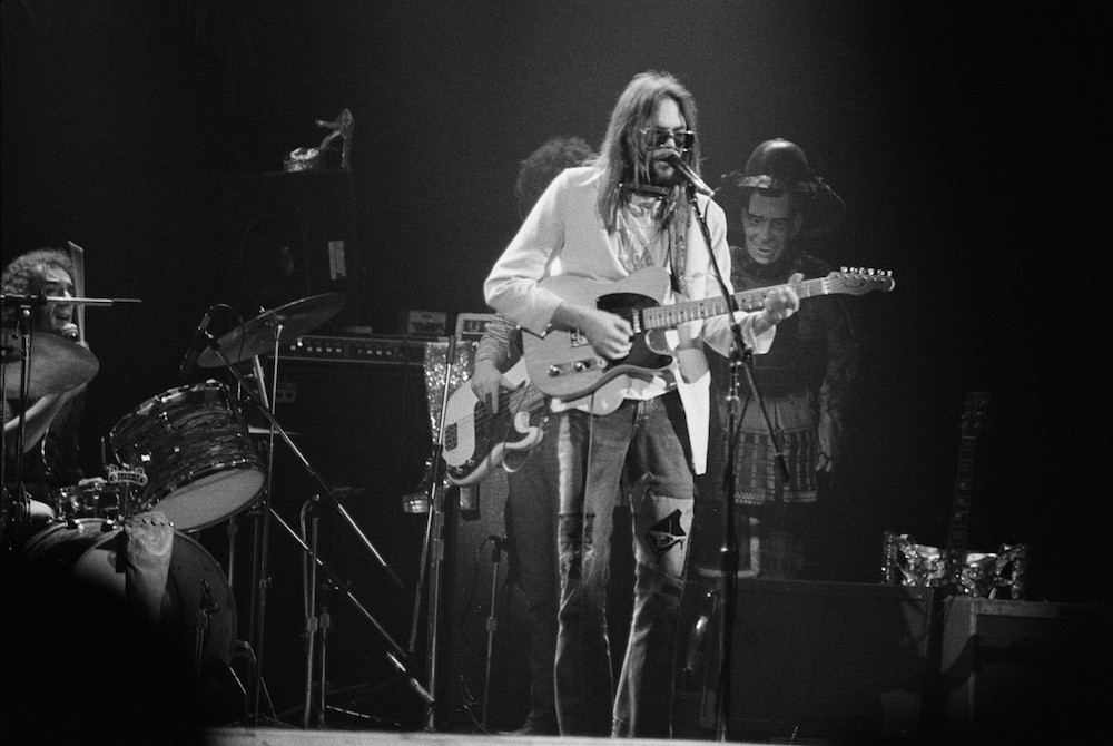 Neil Young At The Rainbow