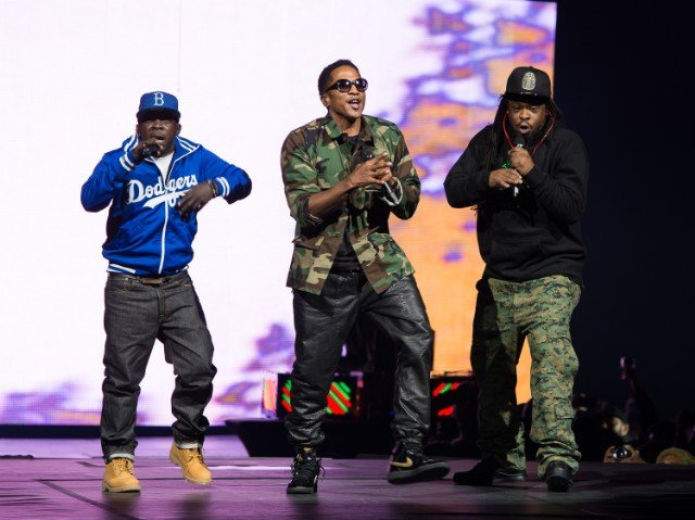 A Tribe Called Quest In Concert - New York, NY