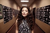 Lorde Reveals That Her New Album Is Probably Coming Next Year