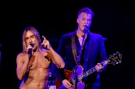 The Immortal Iggy Pop Is Back in the Studio Again
