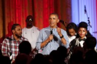 How Good is Obama's Home Sound System, Really?