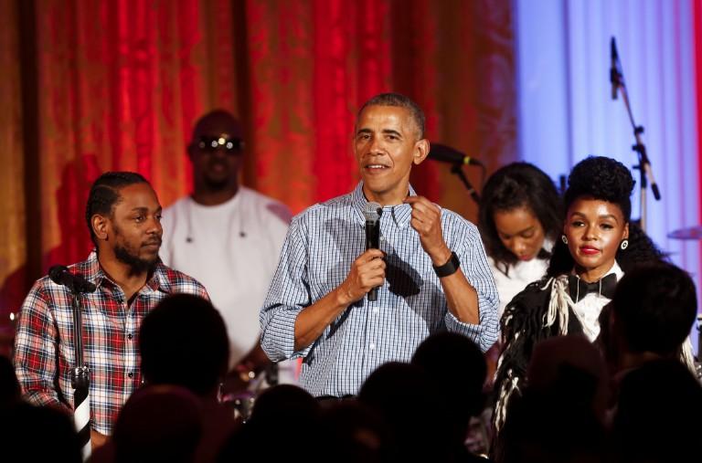 Malia Obama Celebrates 18th Birthday At White House July Fourth Party