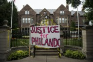 Minnesota Officer Who Killed Philando Castile Charged With Manslaughter