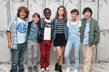 BUILD Series Presents Millie Bobby Brown, Gaten Matarazzo, Noah Schnapp, Natalia Dyer, Finn Wolfhard And Caleb McLaughlin Of