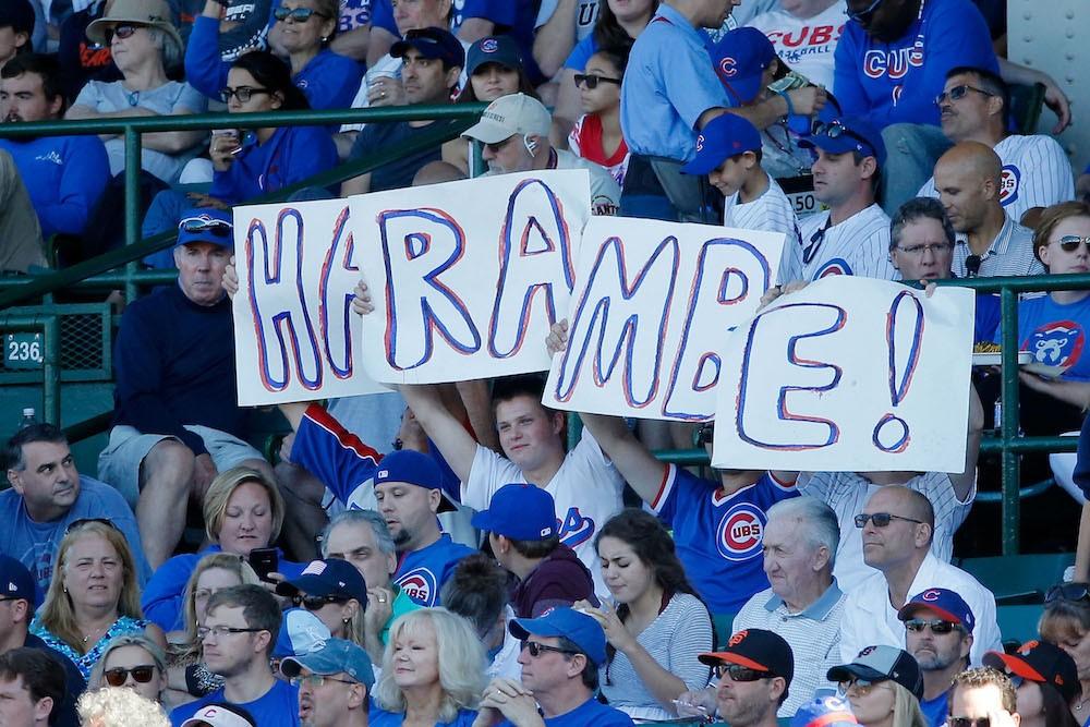San Francisco Giants v Chicago Cubs