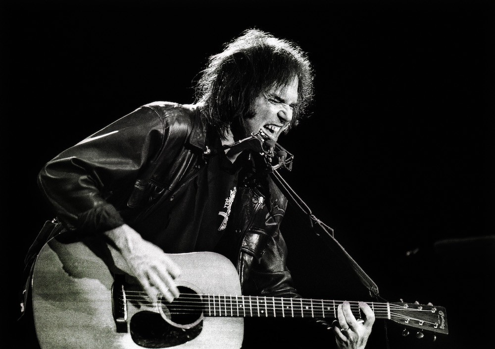 Neil Young Live In Rotterdam