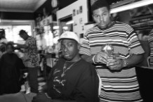 Pete Rock And C.L. Smooth Portrait Session