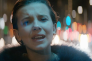 Millie Bobby Brown of <i>Stranger Things</i> Stars In The Video for Sigma&#8217;s &#8220;Find Me&#8221;