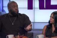 Watch Killer Mike Discuss Trump&#8217;s Win on <i>The Real</i>
