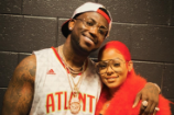 Gucci Mane Proposed to Keyshia Ka'oir on Kisscam at an Atlanta Hawks Game Last Night
