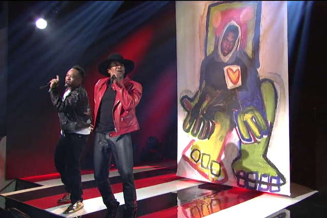 a tribe called quest dave chappelle snl