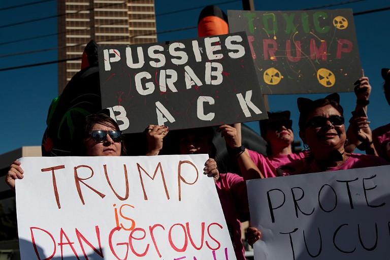 Las Vegas Prepares For Final Presidential Debate
