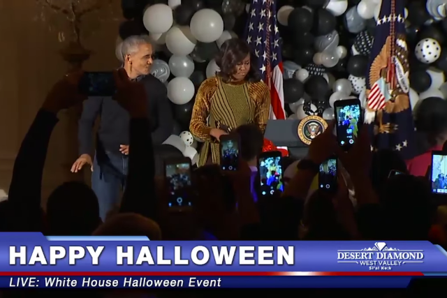 "Watch Barack Obama Try the ""Thriller"" Dance at the White House ..."
