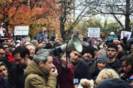 Ad-Rock, Beastie Boys Fans Hold Anti-Hate Rally in Brooklyn's Adam Yauch Park