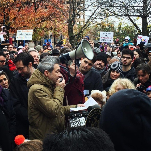 beastie boys adam yauch park rally